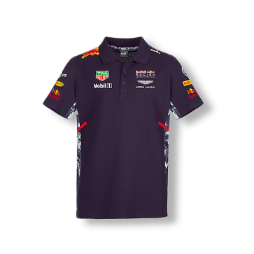 'Kids' Red Bull Racing '2017 Team Polo'