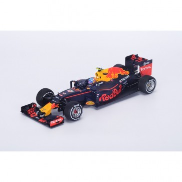1:18 Max Verstappen Red Bull RB12 Tag Heuer No.33 Winner Spanish GP 2016 (Spark)