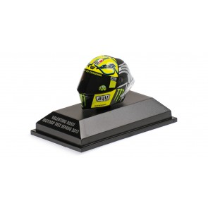 AGV helm Valentino Rossi, MotoGP test Sepang 2013