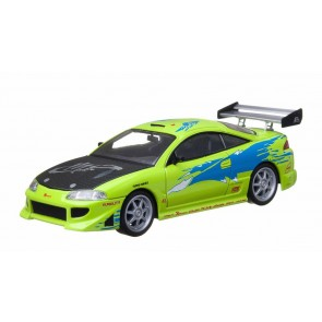 1995 Mitsubishi Eclipse Fast and Furious 1:43