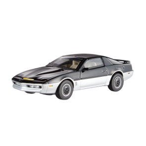 1982 Pontiac Trans Am Knightrider *KARR*. Karr is the black and grey antagonist of K.I.T.T in some of the Knightrider episodes - 1:43