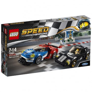 LEGO 75881 Champions Ford's