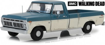 """1:18 1973 Ford F-100 """"The Walking Dead"""""""