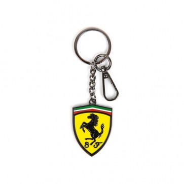 2019 Ferrari Metal Shield keyring