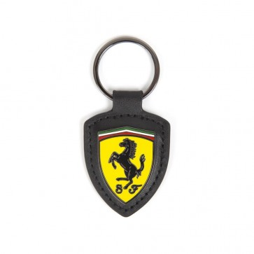 2019 Ferrari Leather Fob keyring