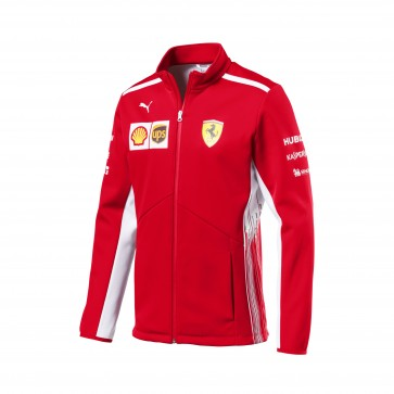 'Adult' 2018 Scuderia Ferrari F1 Team Softshell