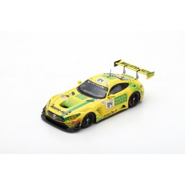 1:43 Mercedes-AMG GT3 #84 24H Spa Francorchamps 2018