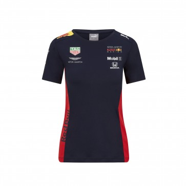 Aston Martin Red Bull Racing 2020 Womens Team Tee