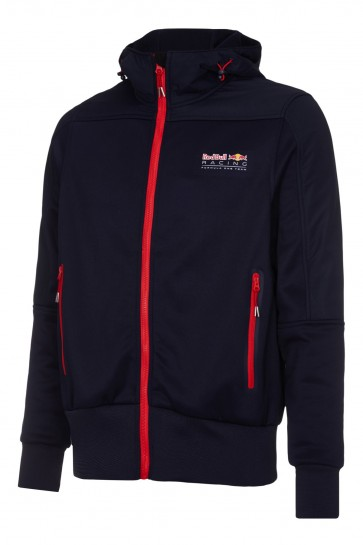 'Adult' Red Bull Racing 'Hooded Power Stretch Jacket' 2017