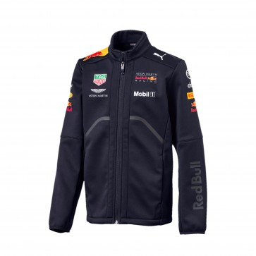 'Kids' 2018 Aston Martin Red Bull Racing Team Softshell