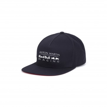 'Adult' 2018 Red Bull Racing Logo Flatbrim Cap