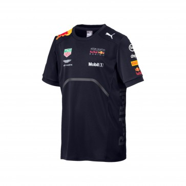 'Kids' 2018 Aston Martin Red Bull Racing Team T-Shirt