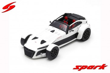 1:18 Donkervoort D8 GTO-40 Anniversary White 2018