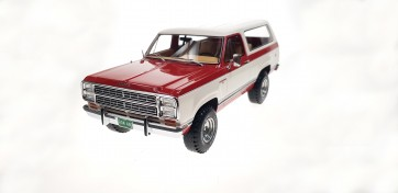 1:18 Dodge Ramcharger