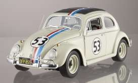 Volkswagen Beetle *Herbie* the Love Bug 1962 1:18