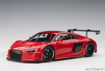 1:18 Audi R8 LMS Plain body red
