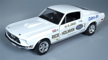 1:18 Ford Mustang Al Joniec's Super Stock Eliminator