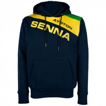 'Adult' Ayrton Senna Racing Hoody