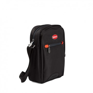 Bugatti Travel Line Shoulderbag Black