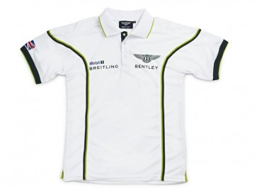 'Adult' Bentley Motorsport Technical Polo Shirt
