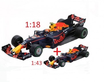 1:18 RB13 Max Verstappen GP China + 1:43 RB13 Max Verstappen GP China