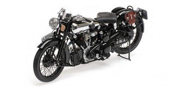 1:12 Brough Superior SS 100 'T.E. Lawrence' 1932