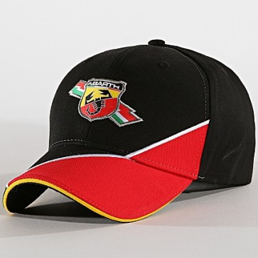 Abarth Corse Baseball Cap Black
