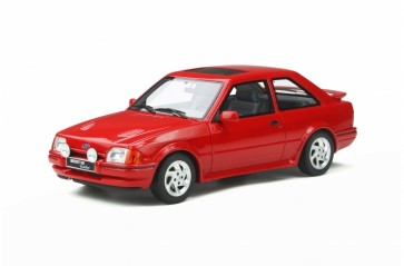 1:18 Ford Escort Mk4 RS Turbo 1990 Red