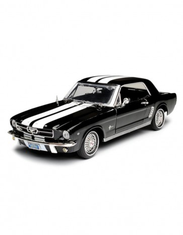 1:18 Ford Mustang Hard Top 1964