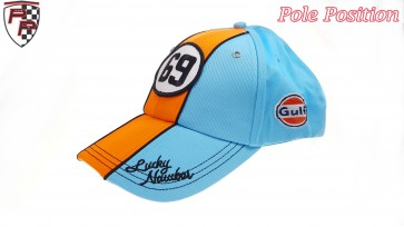 'Adult' GULF #69 Lucky Number Cap
