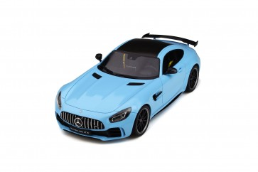 1:18 Mercedes AMG GT-R - China Blue