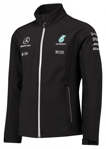 'Adult' Mercedes AMG F1 Team Softshell 2017