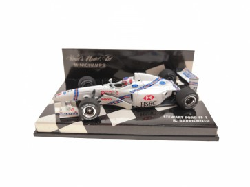 1:43 Stewart Ford SF 1 Rubens Barrichello