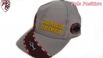Junior Driver Cap grijs