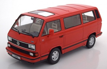 1:18 Volkswagen T3 Bus 1992 Limited Last Edition