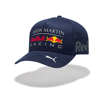 'Kids' 2018 Aston Martin Red Bull Racing Team Gear Cap