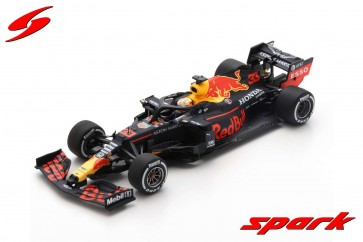 1:43 Aston Martin Red Bull Racing RB16, M. Verstappen 'Test Barcelona 2020'