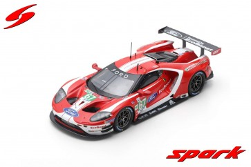 1:43 Ford GT #67 Ford Chip Ganassi Team UK 24h Le Mans 2019