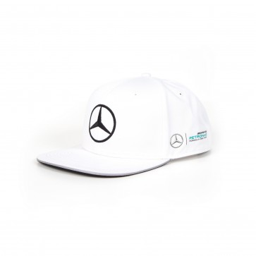 'Adult' Mercedes AMG F1 Drivers Cap V. Bottas 'White'