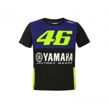 'Kids' 2019 VR46 Yamaha Team T-shirt