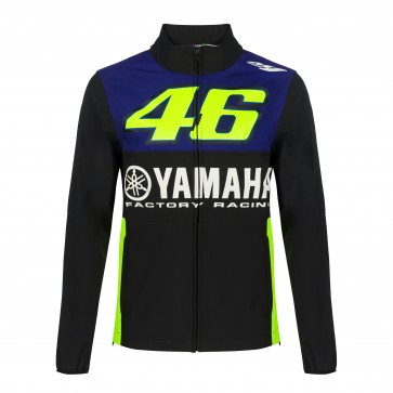 'Adult' 2019 VR46 Yamaha Mens Softshell jacket