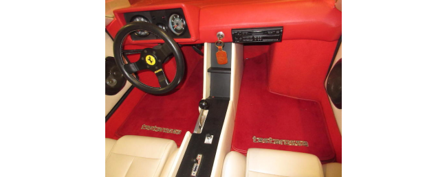 ferrari testarossa junior 1986 agostini. Black Bedroom Furniture Sets. Home Design Ideas