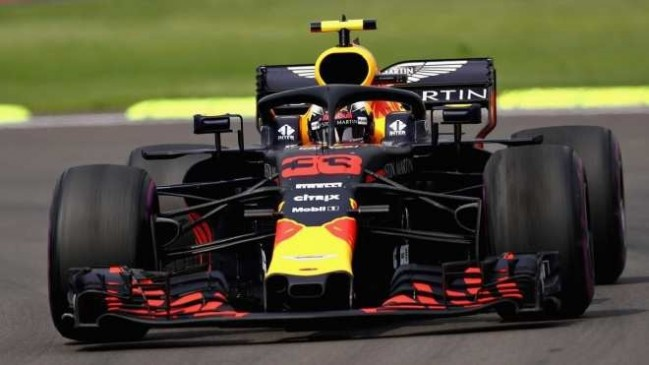 1 18 Red Bull Racing Tag Heuer Rb14 Max Verstappen Winner Grand Prix Mexico 2018