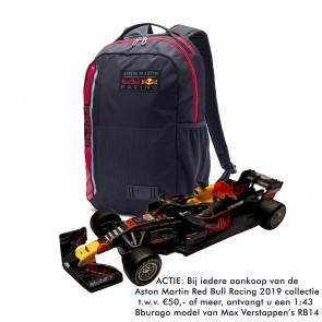 'Adult' 2019 Aston Martin Red Bull Racing Team Backpack