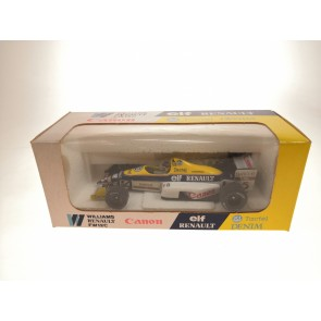 1:43 Williams Renault FW12C Thierry Boutsen