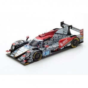 1:18 Oreca 07 Gibson #38 Le Mans LMP2 Winner 2017 H.-P. Tung - T. Laurent - O. Jarvis
