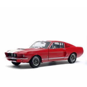 1:18 Shelby Mustang GT 500 Rood