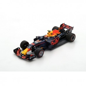 1:43 Red Bull Racing RB13, Max Verstappen 'Winner GP Malaysia 2017' 'SPARK'