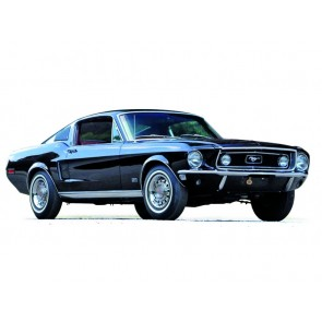 1:12 Ford Mustang Fastback 1968