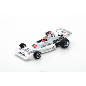 1:43 Ensign N174 No.31 Dutch GP 1975, Gijs van Lennep